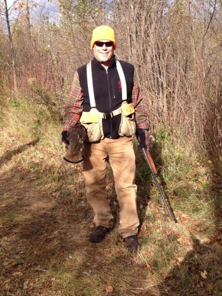 Adirondacks New York Grouse Hunt