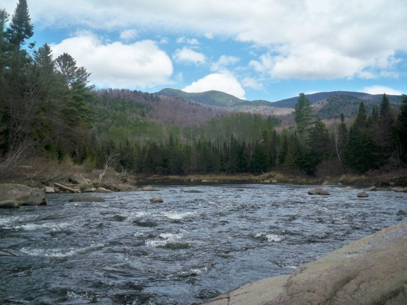 Fly-Fishing-Ausable River-Adirondack-Nessmuk's Guides