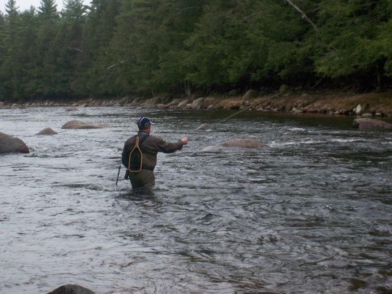 Fly-Fishing-West-Branch-Ausable-Nessmuk's Guides