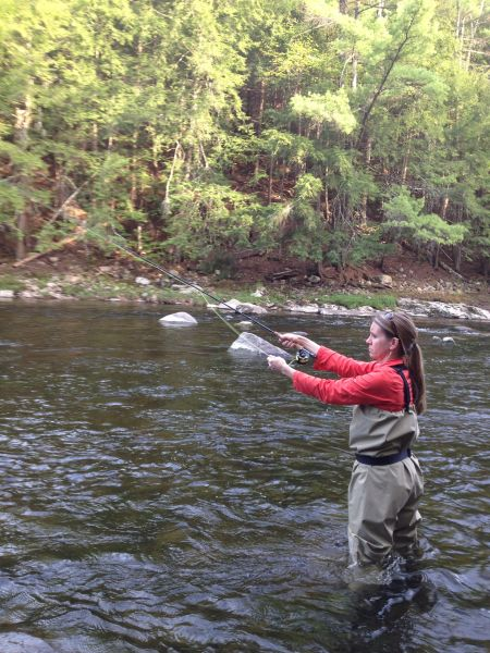 Nessmuk 39 s wilderness guides for Adirondack fly fishing