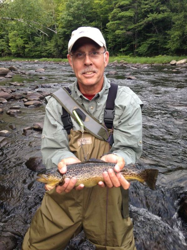 Guided adirondack fly fishing for Nys fishing license cost