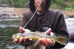 Nessmuk's Guide-Adirondack-Fly-Fishing-Trip West Branch Ausable River