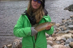 Nessmuk's Guides-Adirondack-flyfishing-lake-trout- West Branch Ausable-River