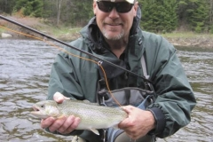 Fly Fishing in the Adirondacks with Nessmuk's Guides