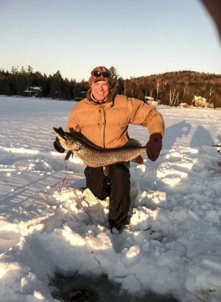 Adirondack-Ice-Fishing-Great-Northern Pike
