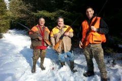 Adirondack Snowshoe Hare Vinnie D and Co.!