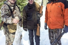 Hunting-Snowhoe-Hare -Adirondacks-New-York